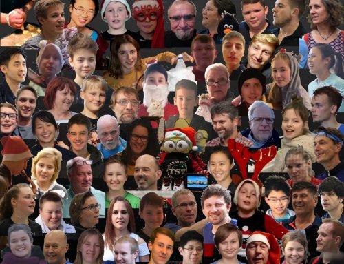 Schöne Weihnachten und voller Hoffnung ins neue Jahr 2021