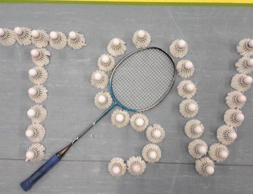 Neuer Fachbereichsleiter Badminton