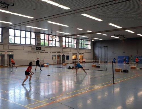 Verhaltens- und Hygieneregeln im Trainingsbetrieb Badminton des TSV Spandau 1860 — Update 17.10.20 —