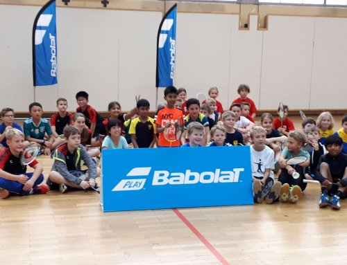 Babolat-Mini-Cup 2019/20 Vorrunde