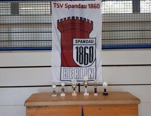 Vereinsmeisterschaften des TSV Spandau 1860 im Einzel