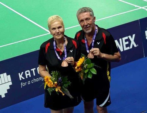 BWF WORLD Senior Badminton Championships Katowice 2019