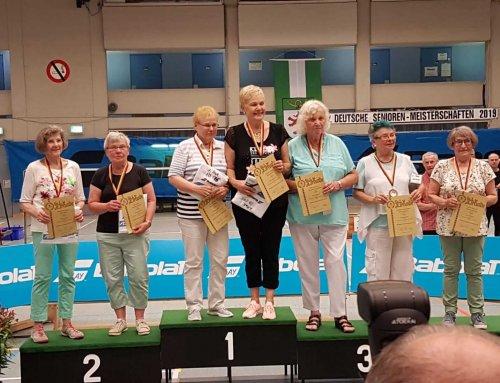 Erfolge bei der 32. Deutschen Meisterschaft O35 in Langenfeld