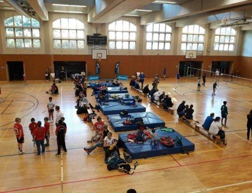 Babolat-Mini-Cup 2018/19 Vorrunde