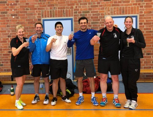 4 Mannschaften – 4 x erfolgreich – Herzlichen Glückwunsch!!