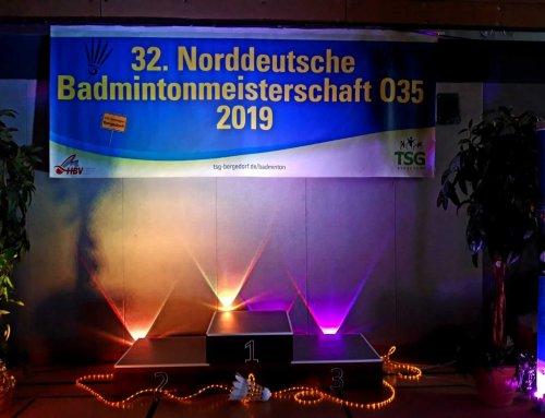 Norddeutsche Meisterschaften O35 in Hamburg/Bergedorf