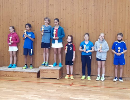 Landesmeisterschaften U11-U19