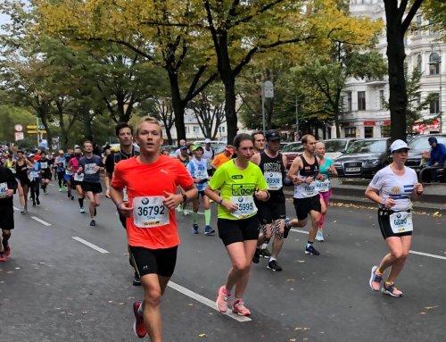 Timo Seitz kann auch Berlin Marathon 2019